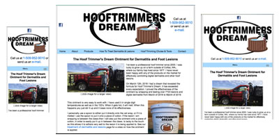 Hoof Trimmer's Drean
