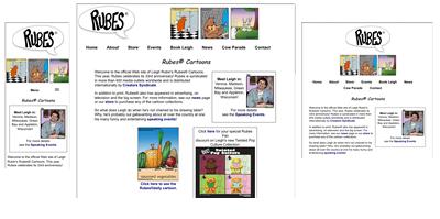 Rubes Cartoons